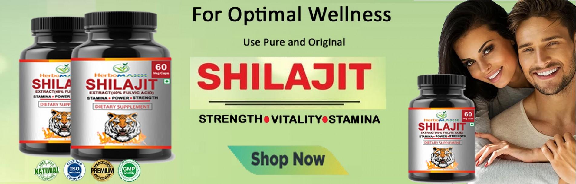 Herbomax Shilajit