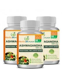 Ashwagandha Pack -3