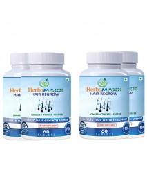 Herbomaxx Hair ReGrow pack of 4