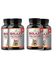 Herbomaxx Shilajit pack of 4